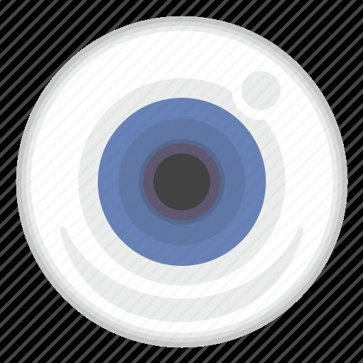 eye, eyesight, look, pupil icon