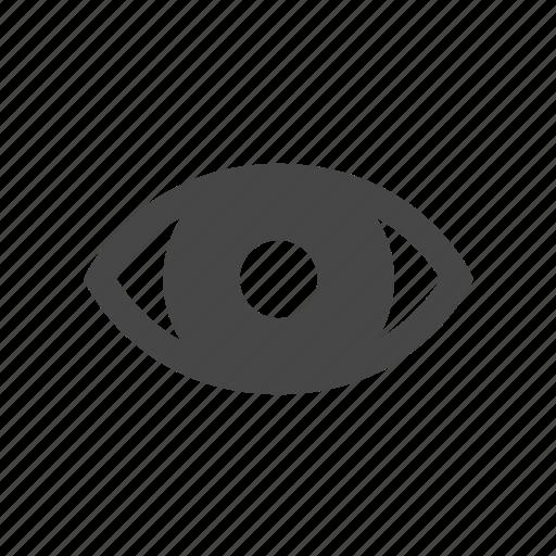 eye, eye care, eye clinic, eye treatment, optometry icon