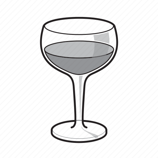 alcohol, drink, wine, wine glass icon
