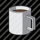coffe mug, coffee, mug, hot chocolate, drink, tea