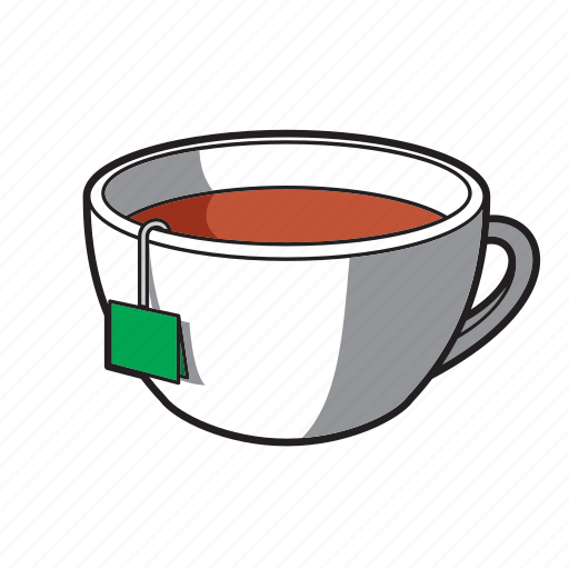 cup, drink, tea, tea cup icon
