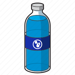 bottle, plastic bottle, water, water bottle icon