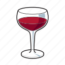 alcohol, drink, juice, wine icon
