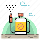 agriculture, chemical, control, exterminator, farmer, insect, insecticide icon