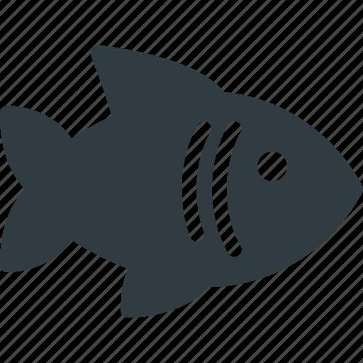 diet, fish, food, organic icon