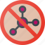 chemicals, nitrates icon
