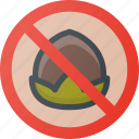 alergy, diet, food, free, nut icon