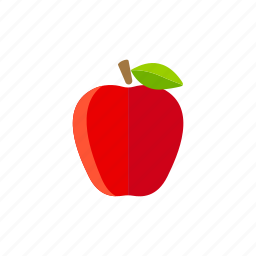 apple, berries, food, fresh, fruits, healthy, organic icon