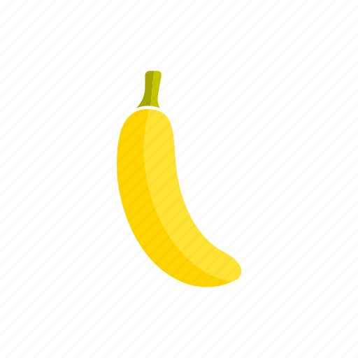 banana, diet, food, fresh, fruits, organic, vegan icon