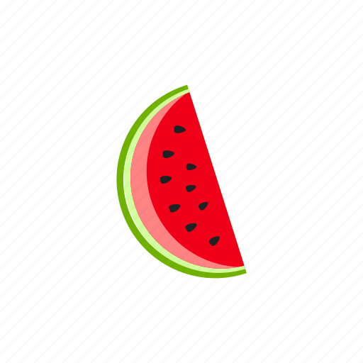 berries, food, fresh, fruits, organic, watermelon icon