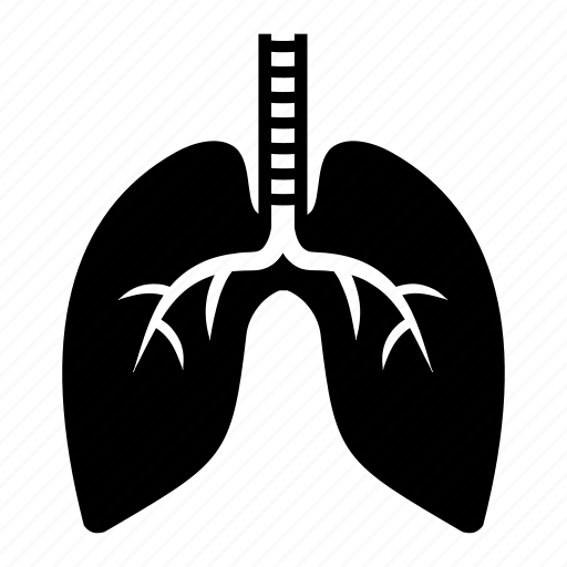 astma, breathe, lung, lungs, medical, organ, respiratory icon