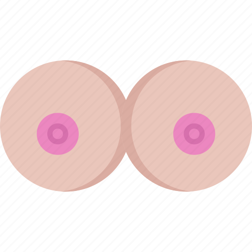 breast, clinic, doctor, hospital, treatment icon