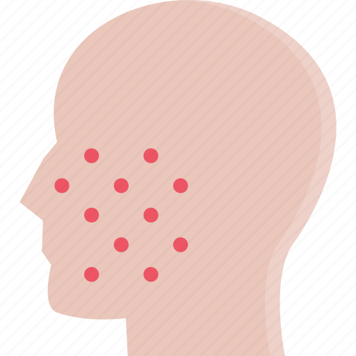 clinic, doctor, hospital, pimples, treatment icon