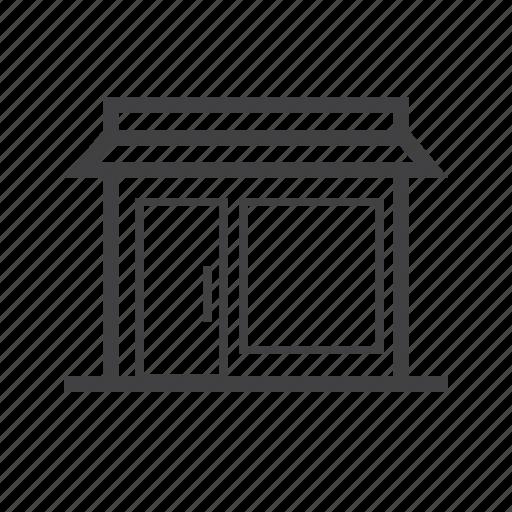 b2c, marketplace, shope, storefront icon