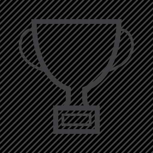 award, reward, trophee, winner icon