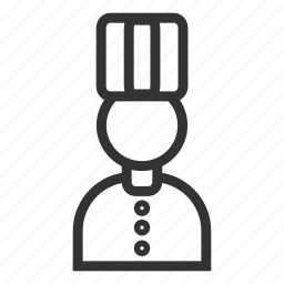 avatar, entrepreneur, guard, job, man, occupation, soldier icon