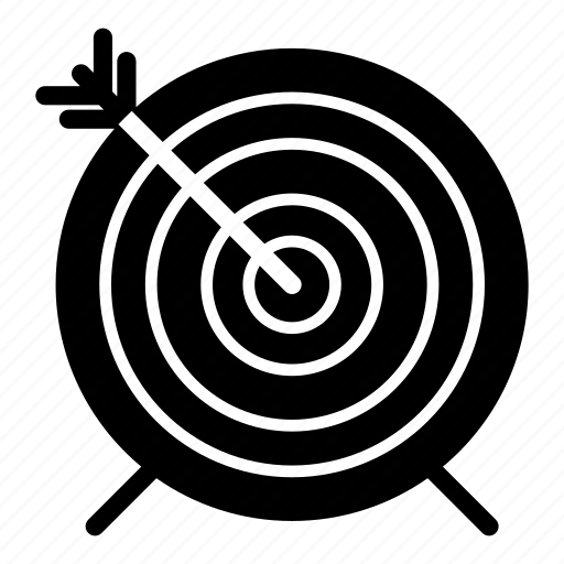 activities, archery, hunting, outdoor, sport, target icon