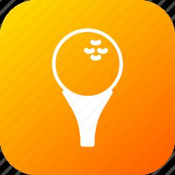 aim, ball, game, golf, sport, sports, stick icon