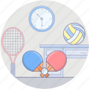 ball, game, olympic volleyball, sports, sports ball, sports equipment, tennis ball icon