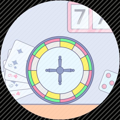 card game, casino, casino poker, gambling, poker chip, spade card icon