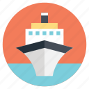 sea travel, ship journey, travel by ship, traveling, traveling by sea icon