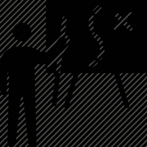 athlete, human, map, outdoor icon