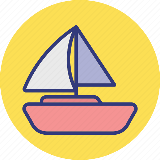boat, cruise, ship., vessel, yacht icon