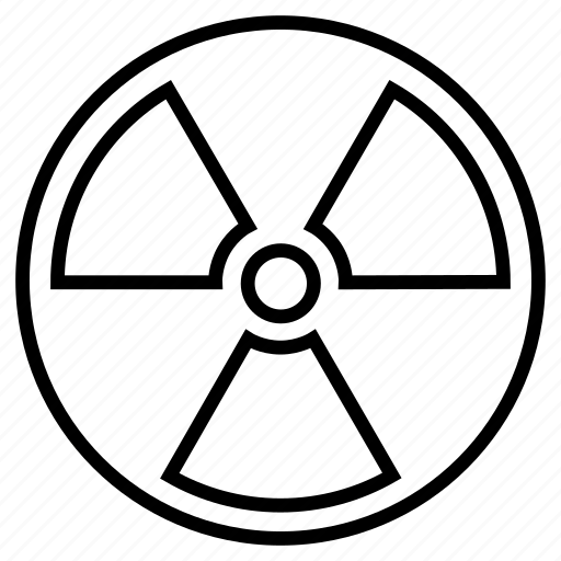 chemical, chemicals, chemistry, laboratory, nuclear, science icon