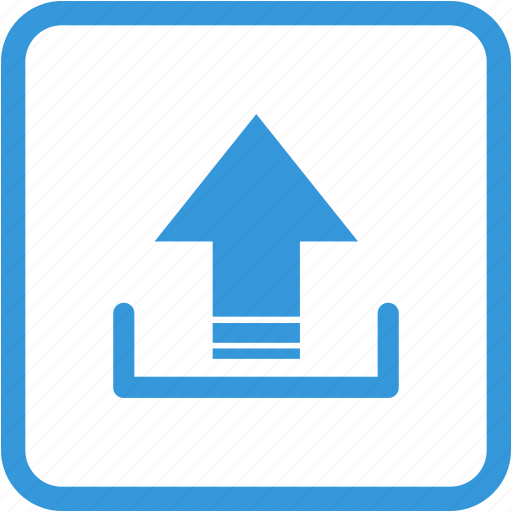 arrow, cloud, direction, download, upload icon