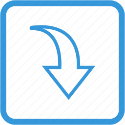 arrow, direction, down, up icon