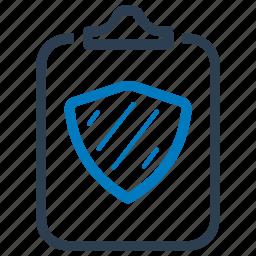 guarantee, insurance policy icon