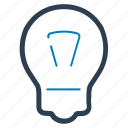 bulb, concept, creativity, fresh idea, idea icon