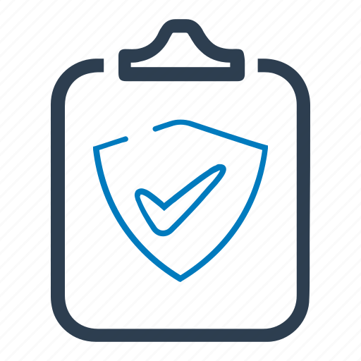 insurance, policy, protection icon