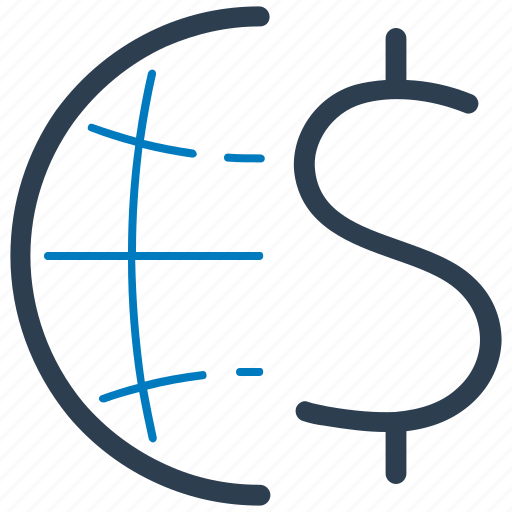 finance, global, money, money exchange icon