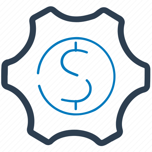 business, financial, service, support icon