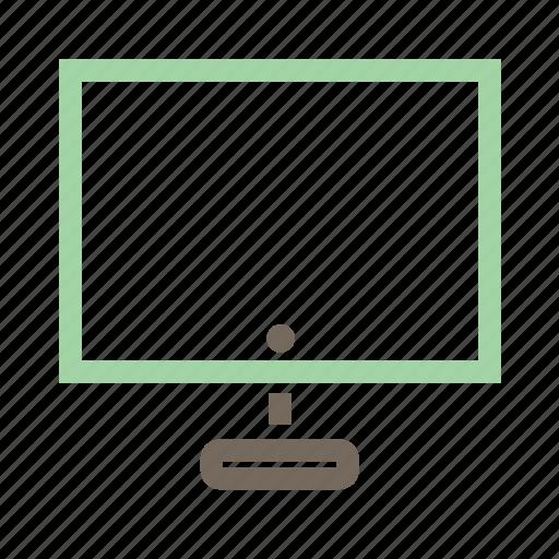 computer, display, laptop, mac, monitor, screen, web icon