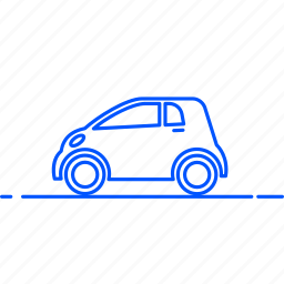 automobile, avto, car, smart, transport, travel, vehicle icon