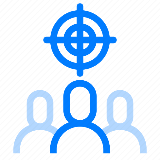 business, conference, objectives icon