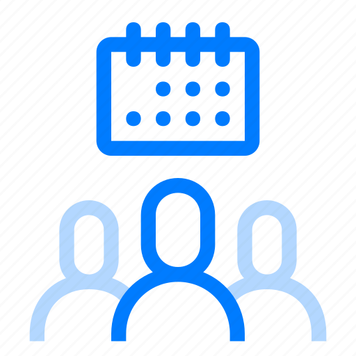 Business, conference, schedules icon - Download on Iconfinder