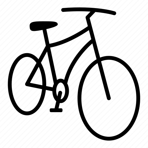 bicycle, bike, ride, riding, travel, vehicle icon