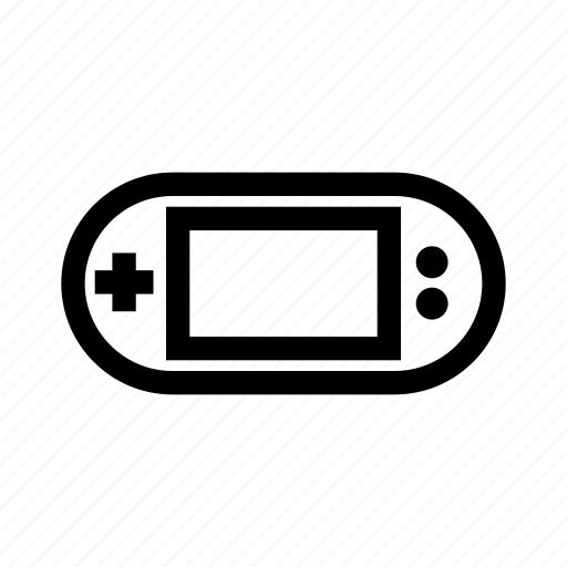 console, device, gamepad, playstation, psp icon