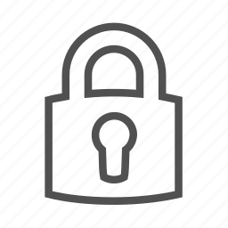 code, hole, key, lock, locked, password, prtection, secure, security icon
