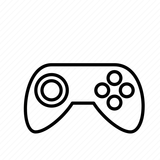 controller, game, gamepad, joypad, video game controller icon