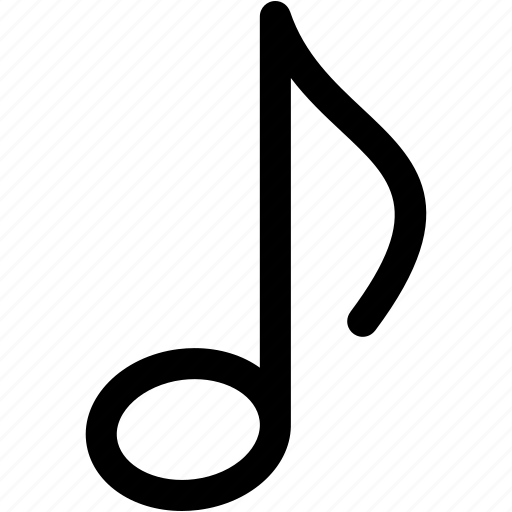 Note, music, audio, player, sound icon - Download on Iconfinder