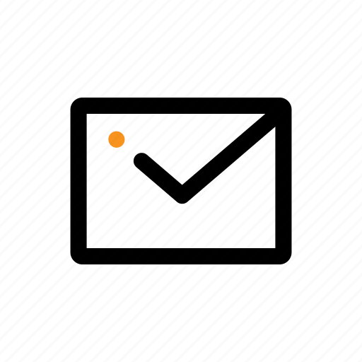 communication, email, letter, mail, message, paper, text icon