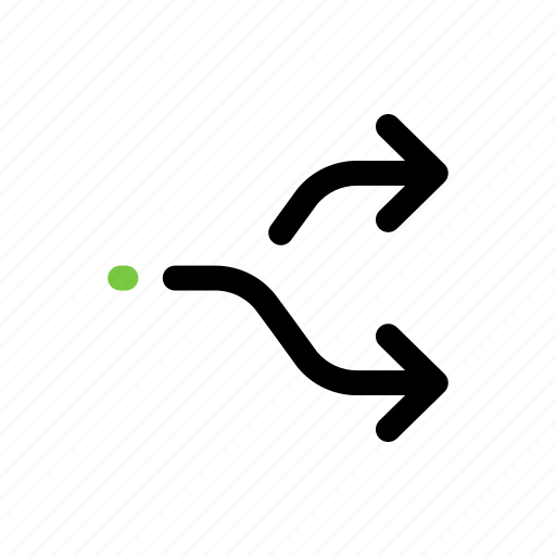 arrow, exchange, move, navigation, shuffle icon