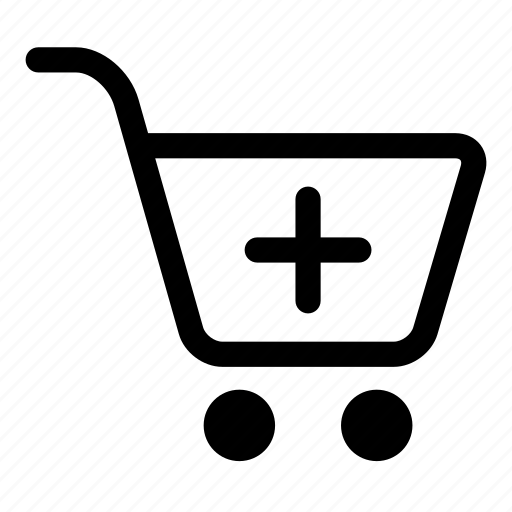add, basket, cart, more, sale, shopping icon