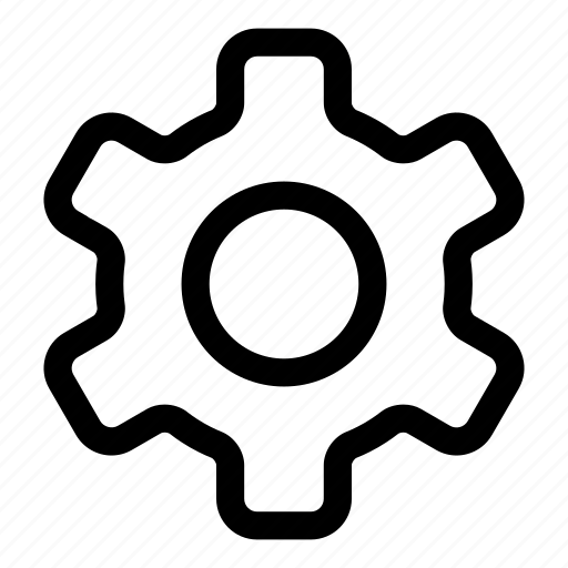 cog, configurations, gear, options, preferences, settings icon