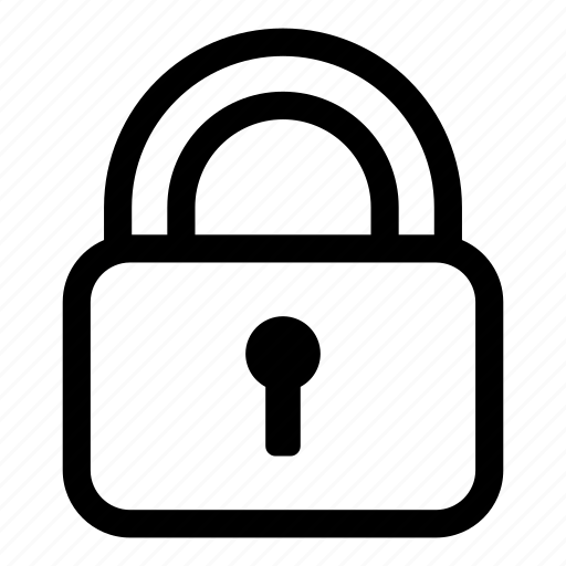 access, key, lock, privacy, secure, security, unlock icon