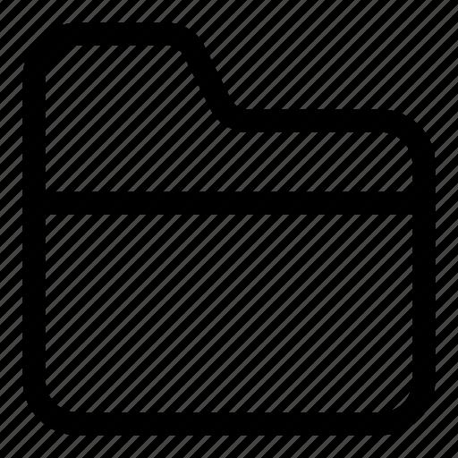 data, document, folder, profile, storage icon